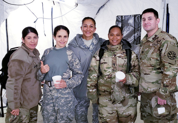Health Matters: A National Guardsman's view of the Camp Fire – Chico Enterprise-Record