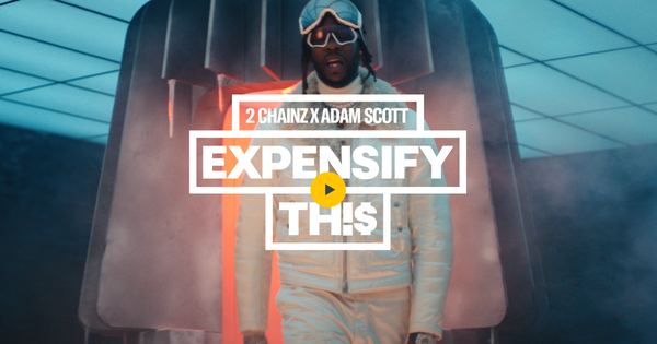 """Expensify This"" with 2 Chainz and Adam Scott"
