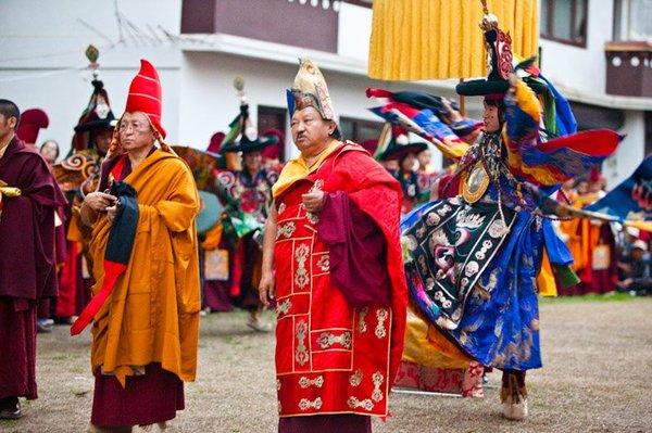 Lama Dance
