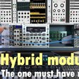 Hybrid modular - The one must-have module: bridging Eurorack and VCV Rack, Softube (ES-8 and MOTU)