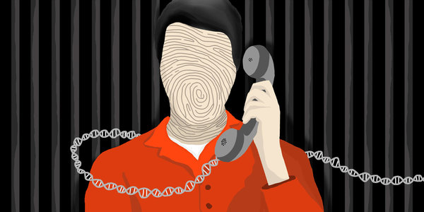 Prisons Across the U.S. Are Quietly Building Databases of Incarcerated People's Voice Prints
