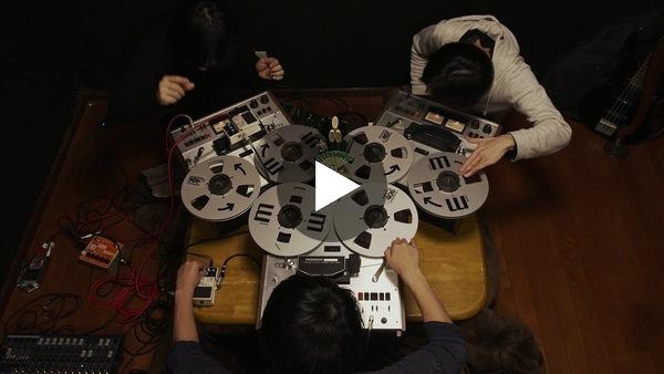 オープンリールコタツ会議   Open Reel Kotatsu Session - Open Reel Ensemble