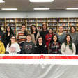 Fort Walton Beach High School hosts book signing for 19 published student writers