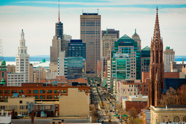Techstars and 43North Partner to Grow Entrepreneurial Ecosystem in Buffalo - Techstars