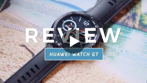 Huawei Watch GT review | Is dit de ideale smartwatch? (Dutch)