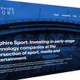 Sapphire Ventures launches $115 million sports tech fund with big-name backers   VentureBeat