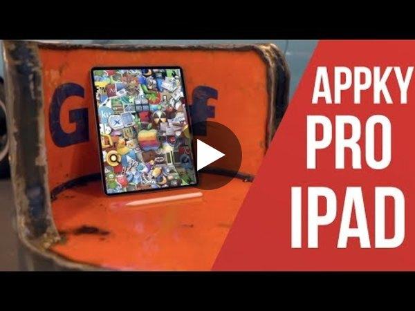 Nejlepší aplikace pro iPad 2019 [4K]