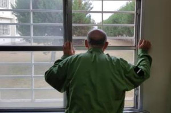 Japan's Elders Pick Prison