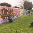 Festival at Calwa Park honors local graffiti artist