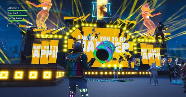 Fortnite's Marshmello concert was a bizarre and exciting glimpse of the future - The Verge