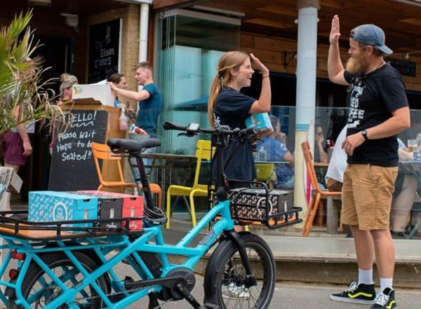 CEO Healthier And Happier After Ditching Mercedes C63 Supercar For E-Cargobike