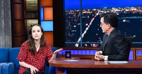 Ellen Page's Speech is een must see!