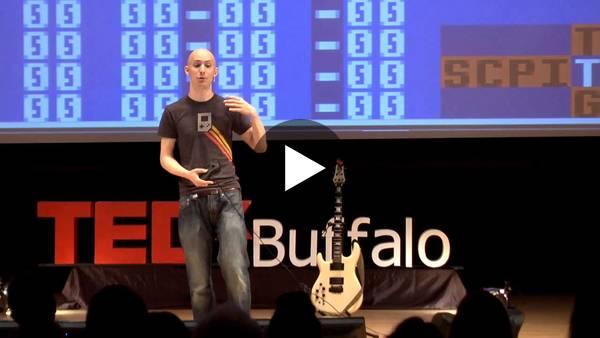 Chiptune: Pushing the Limits Using Constraints: Dan Behrens(Danimal Cannon) at TEDxBuffalo