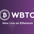 WBTC Is Now Live On Ethereum
