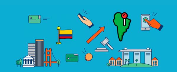 ¿Cómo estuvo la industria Fintech de Colombia en el 2018 con respecto a América Latina?