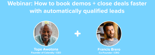 How to book demos + close deals faster without wasting any time on unqualified leads!