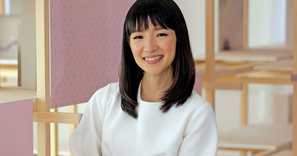 Marie Kondo's Tidying Up Won Netflix. Next?