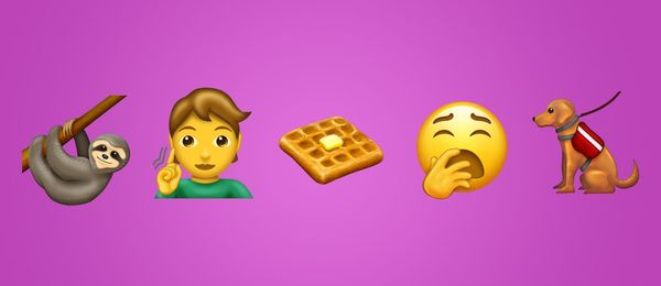 230 New Emojis in Final List for 2019