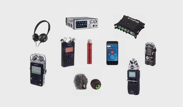 Audioblog | Tu enregistreras