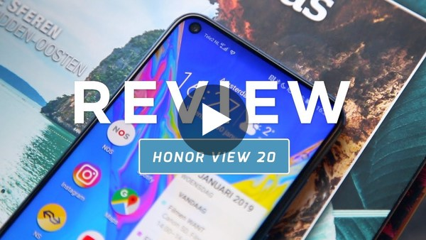 Honor View 20 review (Dutch)