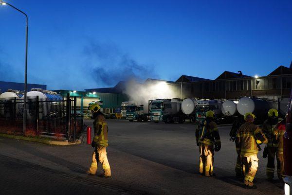 Jeugdwedstrijden in regio Alblasserdam afgelast vanwege lekkende tankwagen