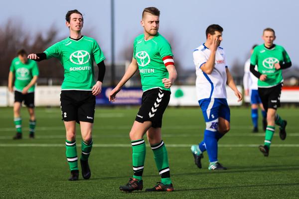 SV Noordeloos was SVS'65 met 3-0 de baas. Klik op de foto (Rick den Besten) voor het verslag.