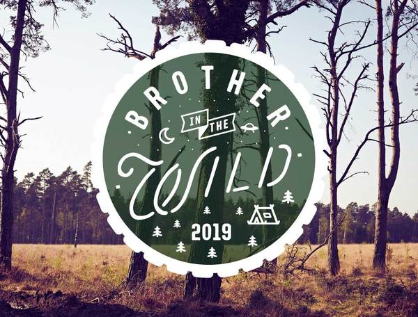 Brother in the Wild UK : 17th – 19th May 2019