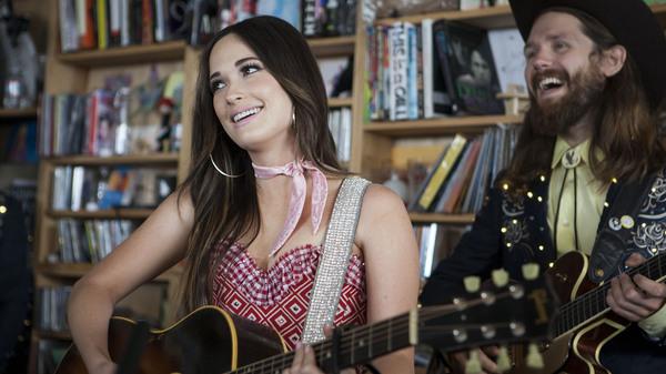 Kacey Musgraves: Tiny Desk Concert