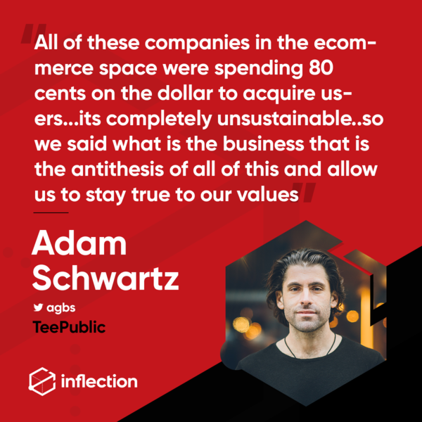 A key quote from Adam's last fireside chat