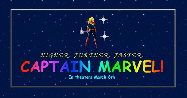 Captain Marvel | Trailer & Official Movie Site