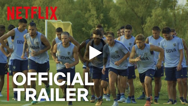 Trailer: Boca Juniors Confidencial