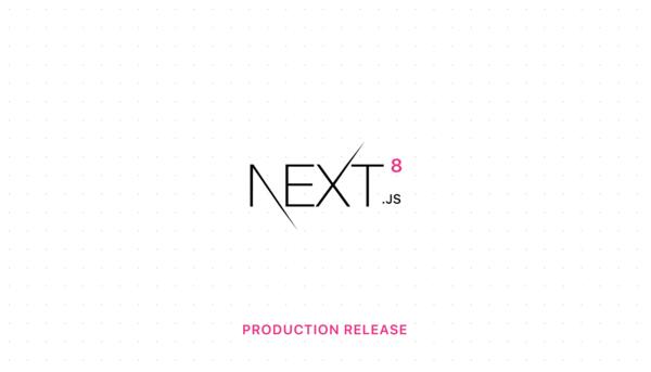 Blog - Next.js 8   Next.js