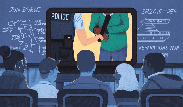 The Battle Over Teaching Chicago's Students About Police Torture andReparations