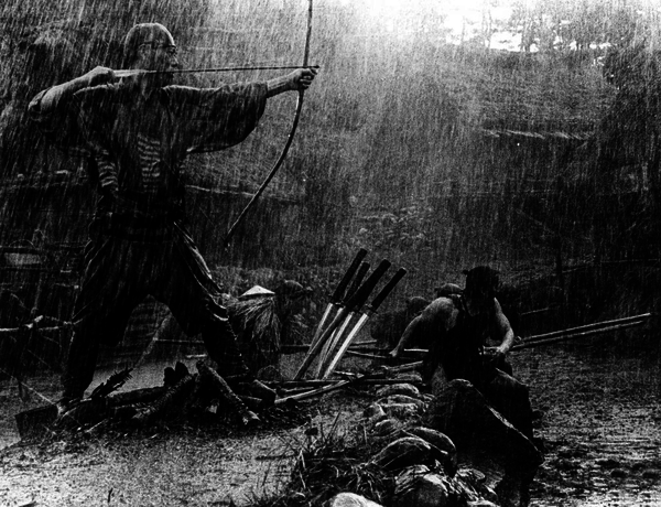 Seven Samurai (1954). Credit: Toho Co., Ltd