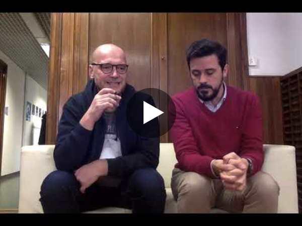Sul divano con Gianluca - Marco Ziero - SEO