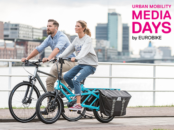 URBAN MOBILITY MEDIA DAYS by EUROBIKE