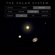Solar System 3D Animation (Pure CSS)