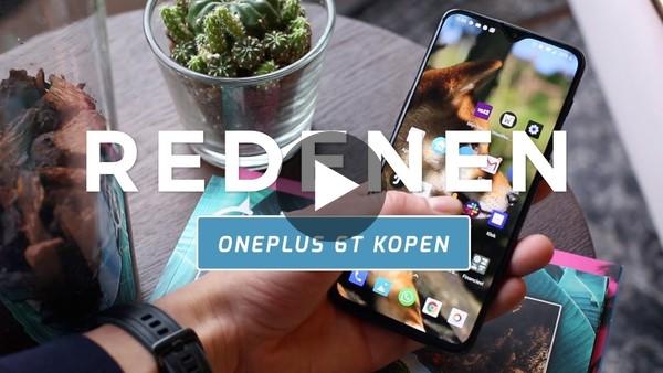 Vijf redenen om de OnePlus 6T (niet) te kopen