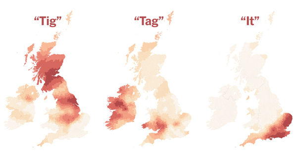 The British-Irish Dialect Quiz