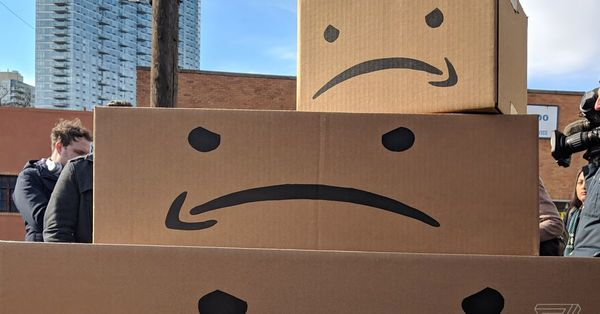 Amazon cancels HQ2 in New York after backlash