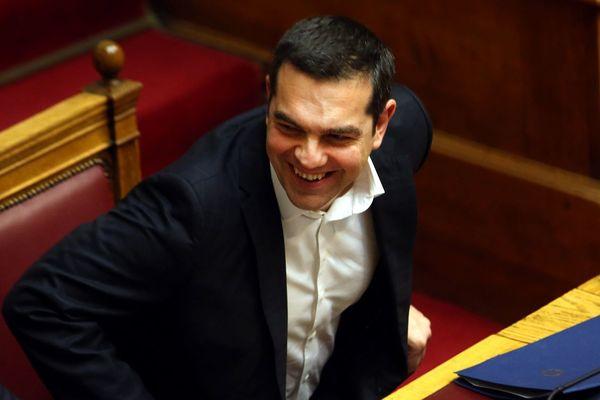 Premier Tsipras