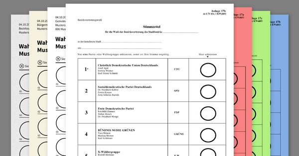 Redesign: Was mit unseren Stimmzetteln nicht stimmt