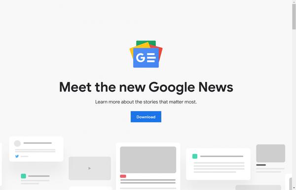Google News is broken | Charged Tech