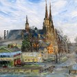 Charlottetown PEI Harbour by Terrill Welch | Artwork Archive