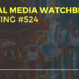 Social Media Briefing #524 - Sonderausgabe zu TikTok