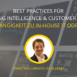 [WEBINAR - 27.02.] Best Practices für Marketing Intelligence & Customer Insights ohne Abhängigkeit zu in-house IT oder BI Teams