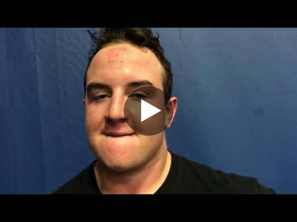 Sterling's wrestler Drew Book discusses his overtime victory, how he thinks Sterling is underrated and what Sterling's regional performance means going into state.