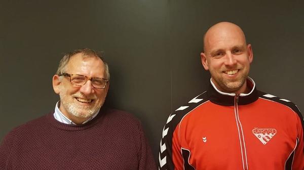 Peter Verwolf en Wim het Lam maken seizoen af bij SC Everstein