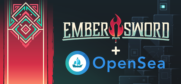 We partnered with Ember Sword to power their marketplace for in-game items