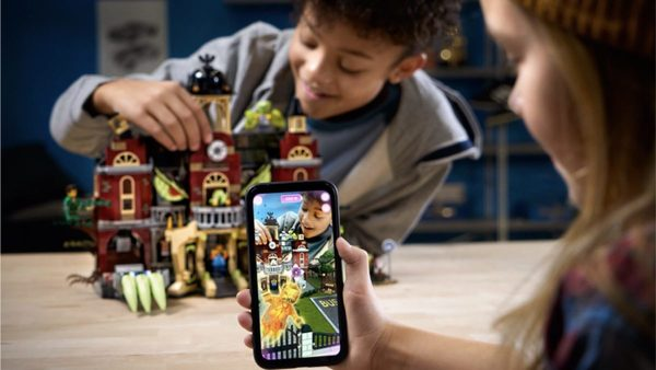 Lego Hidden Side uses 'haunted' toys to advance AR on Android and iOS